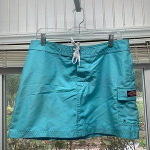 Vineyard Vines Board Skirt, Light Blue, Size 8